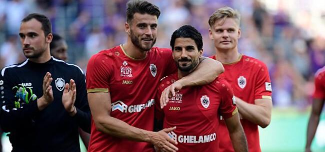 Foto: 'Anderlecht weigerde Kompany-loon te betalen aan smaakmaker Antwerp'