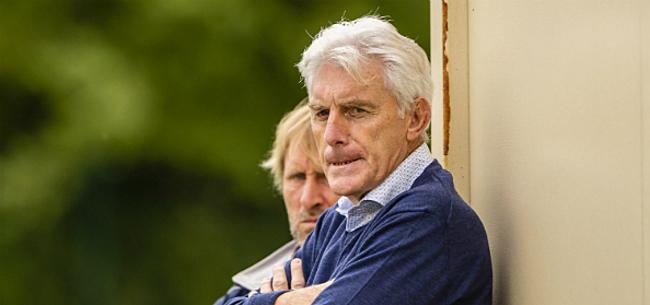 Foto: Broos geeft transferupdate over Tomasevic, De Sutter, Canesin & co