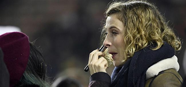 Foto: Imke Courtois duidelijk over aankoop Club-aandelen