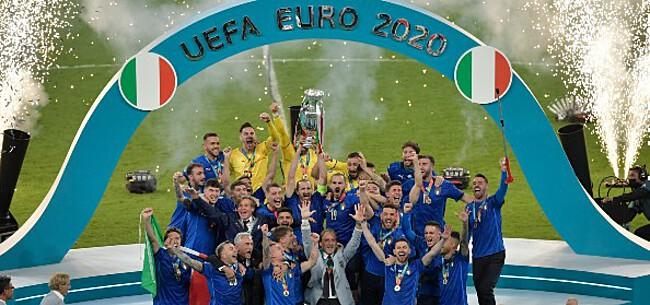 Foto: Dit is het topelftal van EURO 2020