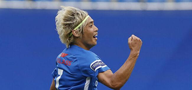 Foto: 'Genk moet ook vrezen voor een vertrek van Ito'