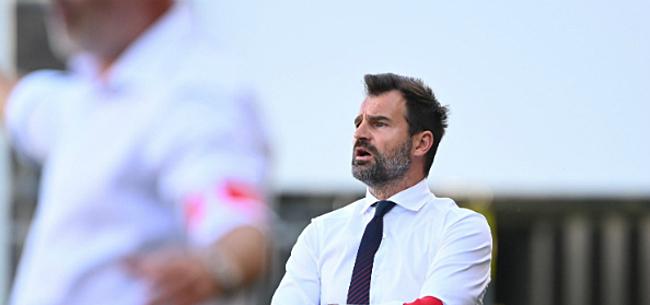 Foto: Leko laat zich uit over uitblijven van transfers bij Antwerp