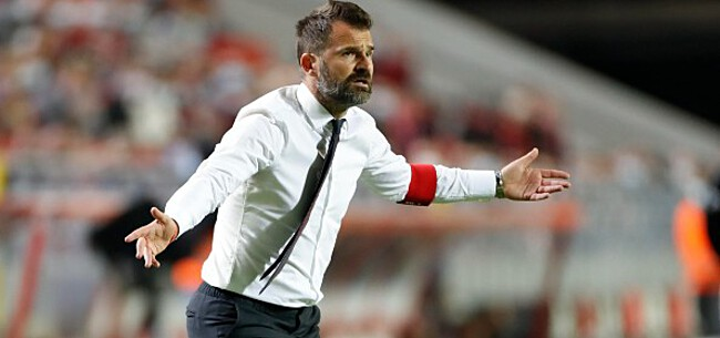 Foto: Leko geeft oorzaak voor nieuw puntenverlies Antwerp