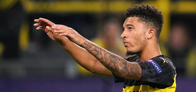 Foto: 'Man Utd vindt akkoord: megatransfer Sancho nadert'