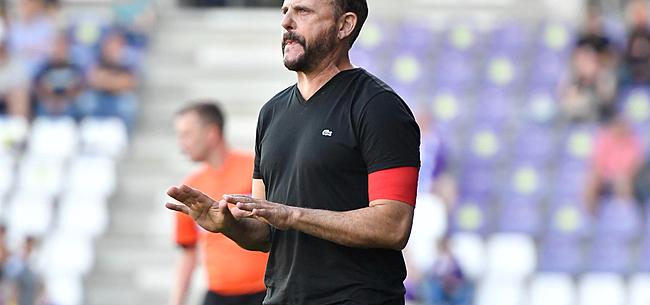 Foto: Torrente predikt rust na pijnlijk verlies tegen Eupen