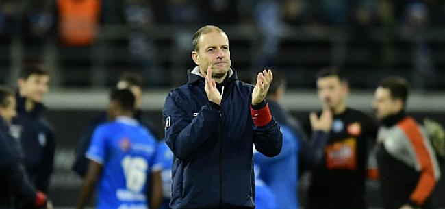 Foto: 'AA Gent duwt nog twee spelers richting de uitgang'