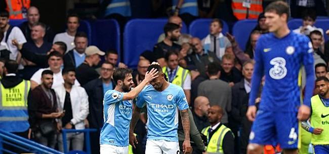 Foto: City pakt zijn revanche tegen defensief Chelsea