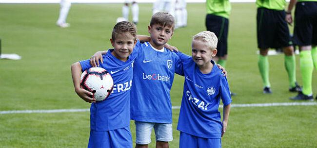Foto: Pro League legt jeugdvoetbal stil