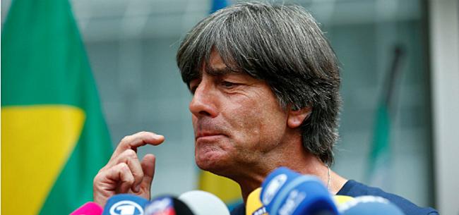 Foto: Löw noemt EK-favorieten en vergeet België