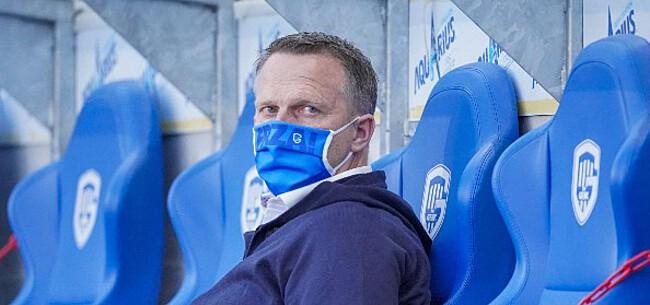 Foto: 'Genk heeft knoop over Van den Brom doorgehakt'