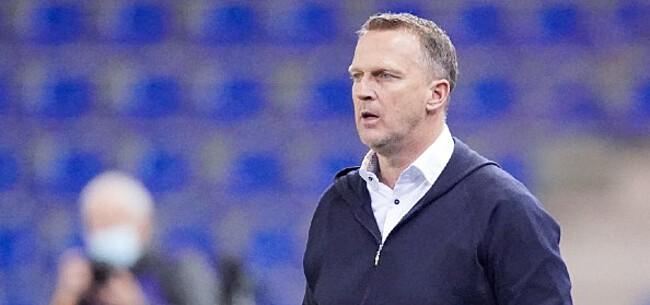 Foto: Vandenbempt geeft Genk een tip over mogelijk ontslag Van den Brom