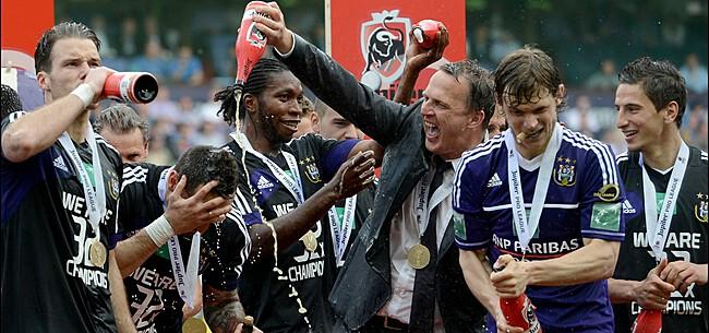 Foto: Van den Brom over ex-speler Anderlecht: