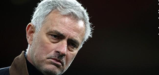 Foto: 'Alderweireld-relletje escaleert: Mourinho verbijstert kleedkamer'