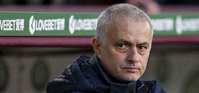 Foto: 'Mourinho wil boeman van Tottenham aan boord halen'