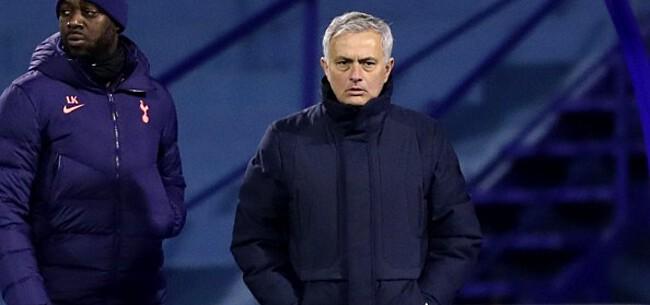 Foto: 'Mourinho heeft eerste transfers bij Roma al bepaald'