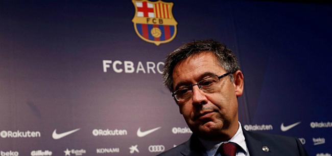 Foto: Barcelona-voorzitter komt met duidelijk transferstatement