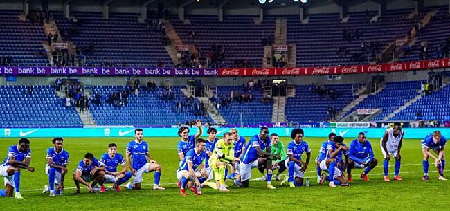 Foto: Genk krijgt uitstekend nieuws voor Europese clash