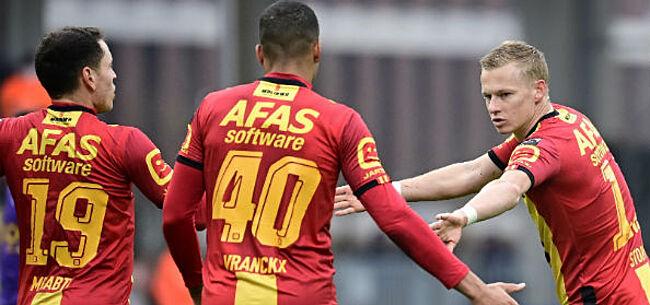Foto: 'Geen KV Mechelen, wel Sporting Gijon voor Belgische spits'