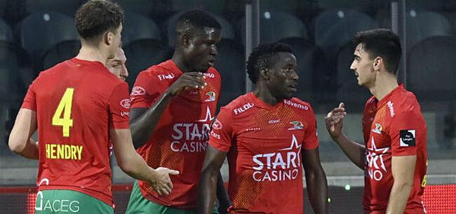 Foto: KV Oostende en andere clubs uit 1A azen op rechtsachter