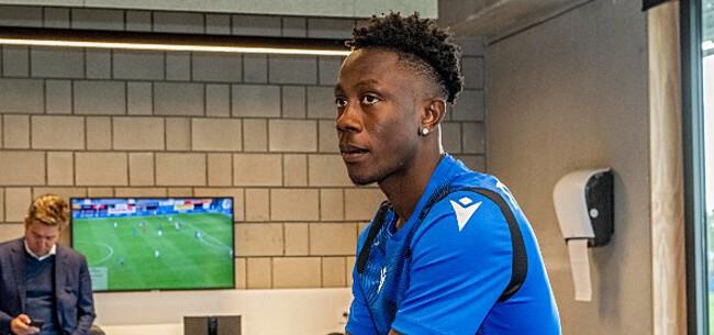 Foto: Sowah verklaart keuze voor definitieve transfer naar Club Brugge