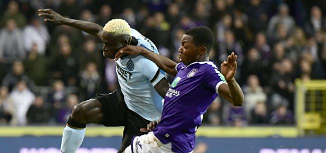 Foto: 'Club Brugge kan stokje steken voor transfer RSCA'