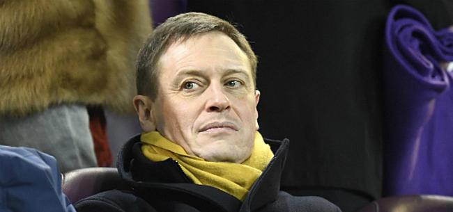 Foto: Anderlecht in diepe problemen: