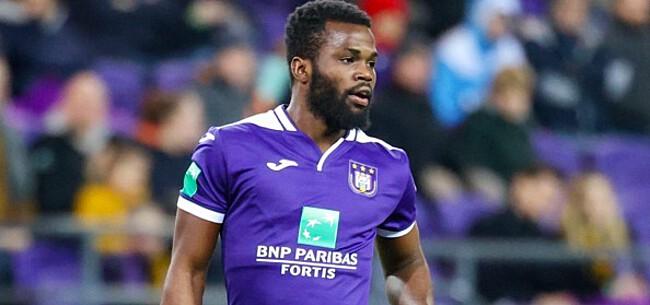 Foto: Aanwinst krijgt eindelijk kans bij Anderlecht: