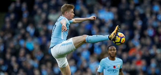 Foto: De Bruyne krijgt het gezelschap van ex-Genkenaar bij Manchester City