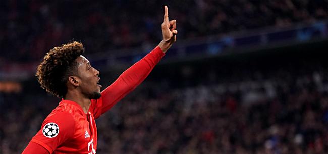 Foto: 'Coman dropt transferbommetje bij Bayern München'