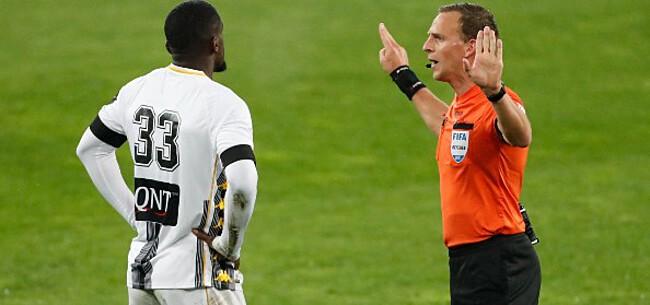 Foto: Referee Department licht twee fases uit na speeldag 33