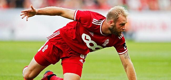 Foto: 'Klauss beslist over definitieve transfer naar Standard'