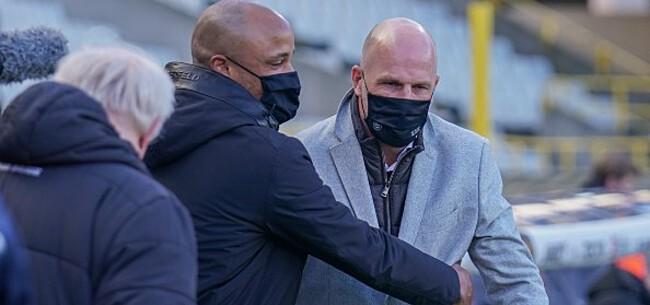 Foto: 'Anderlecht & Club mogen vrezen voor nieuwe coronagolf'