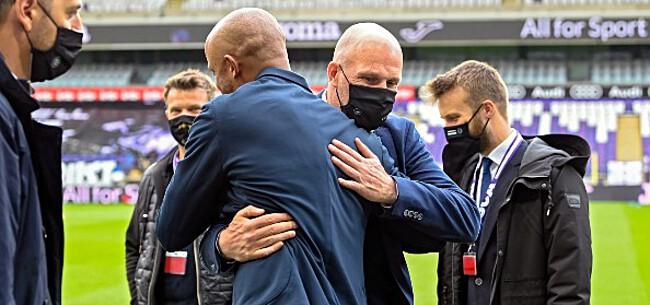 Foto: 'Anderlecht & Club Brugge vissen achter het net'