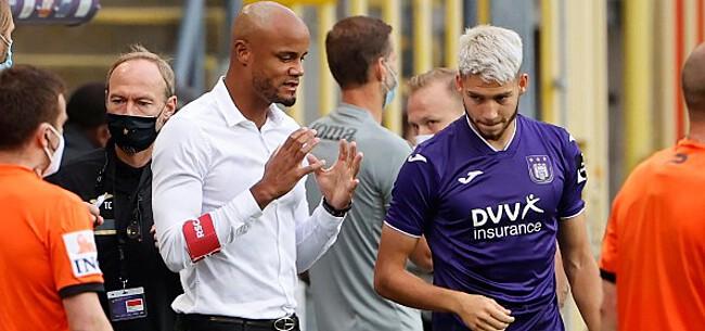 Foto: Anderlecht en Colassin weigerden buitenlandse aanbiedingen