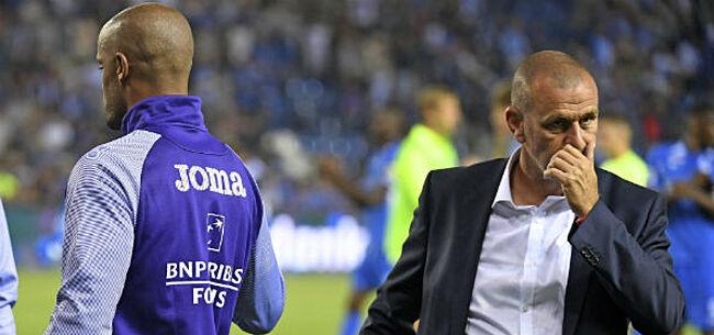 Foto: Topaankoop Anderlecht nergens te bespeuren: