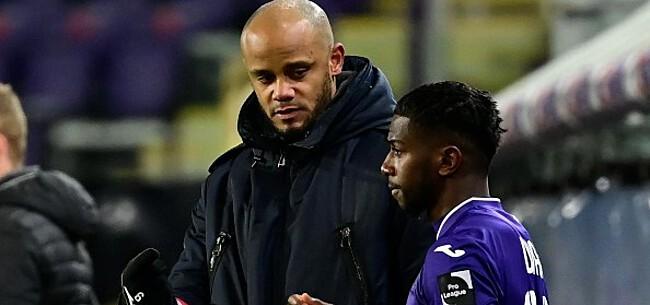 Foto: 'Diaby heeft laatste match voor Anderlecht al gespeeld'