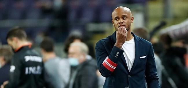 Foto: Grote gebuisde bij Anderlecht na duur puntenverlies