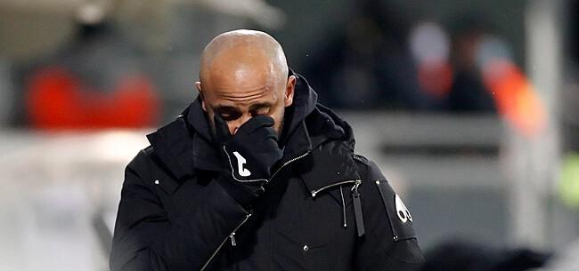 Foto: Anderlecht blundert zich naar doemscenario