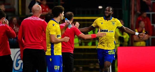 Foto: STVV beent Standard bij na fraaie comeback op Sclessin