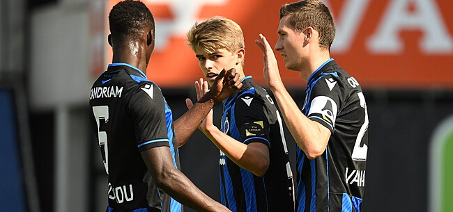 Foto: 'Club Brugge weigert international vrij te geven'