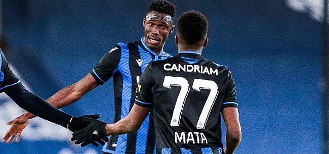 Foto: 'Club Brugge mag hopen op miljoenen uit Milaan'