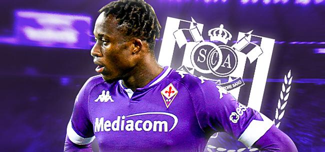 Foto: Kouamé zadelt Anderlecht met groot probleem op