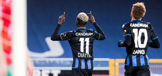 Foto: Club Brugge mengt zich met transfer Diatta in wereldtop
