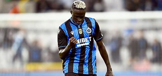Foto: Diatta moet de vloek van de Club-transfers doorbreken