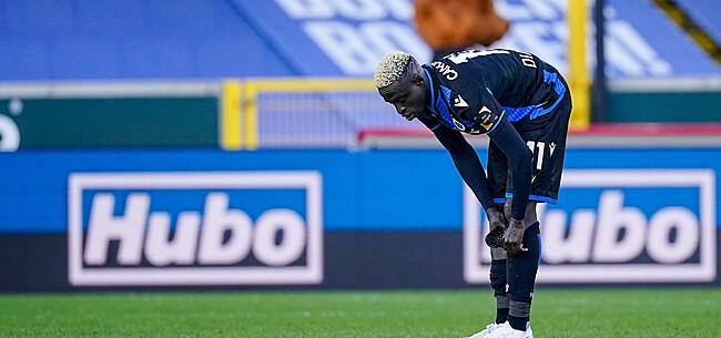 Foto: 'Club Brugge moet deel van transfersom Diatta afstaan'