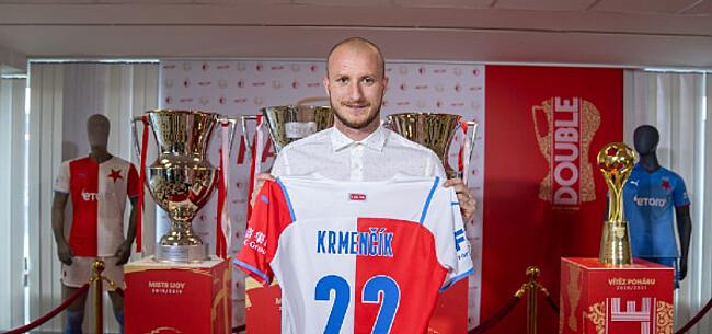 Foto: Krmencik boordevol vertrouwen: