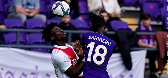 Foto: 'Anderlecht mag komst spits helemaal vergeten'