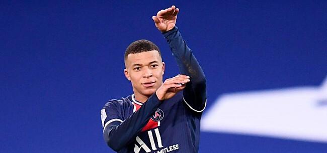 Foto: 'Mbappé laat PSG bibberen door onthulling'