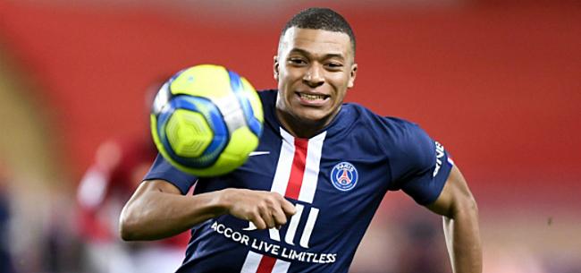 Foto: L'Equipe: 'Mbappé onderhandelt met drie grootmachten'