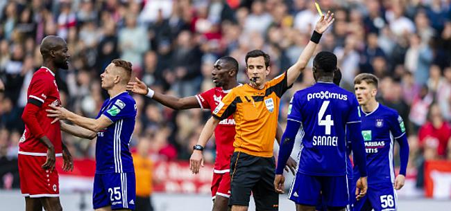 Foto: Anderlecht-fans spuwen sterkhouder uit: